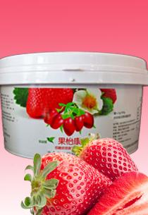 金冠邦草莓枸杞果酱