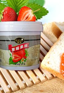 睿高特级草莓果馅