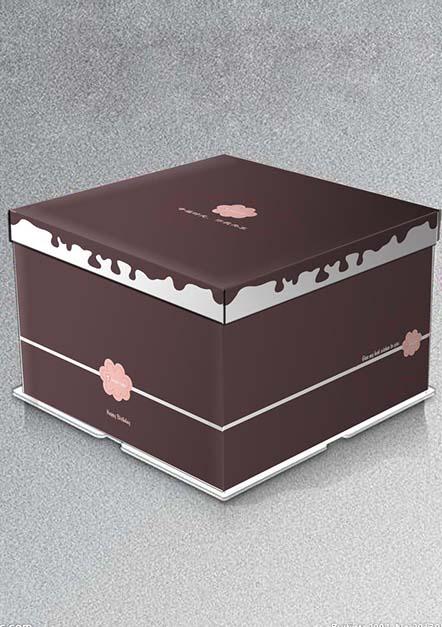6寸郁金香手提盒