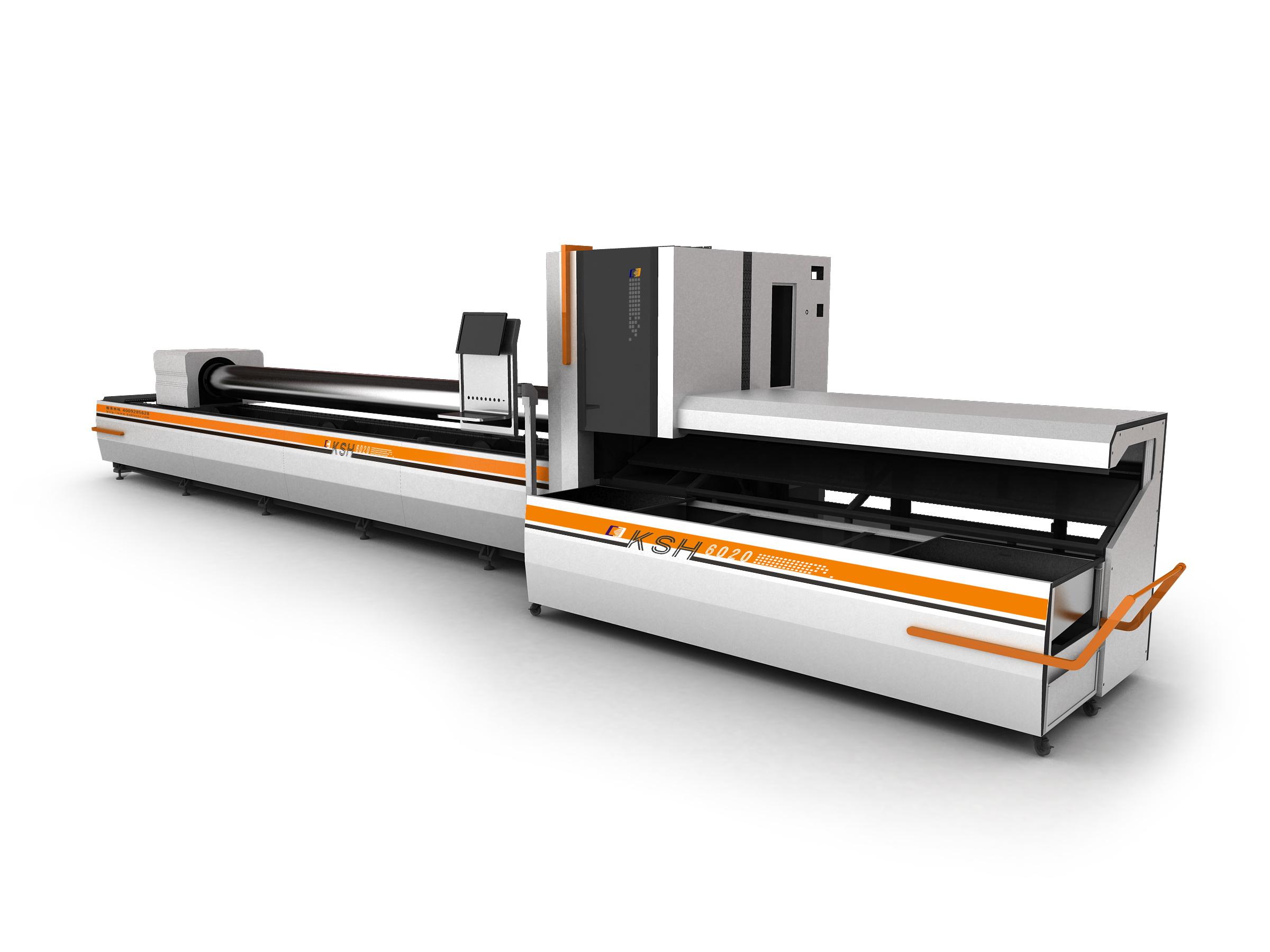 专业激光切管机在健身器材行业的应用
