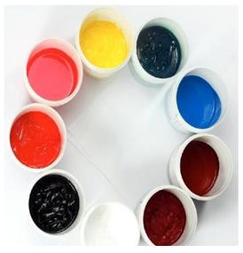 无溶剂无树脂通用色浆