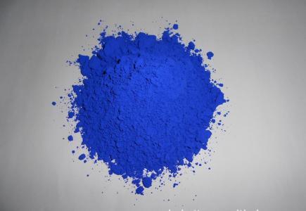 环球蓝颜料