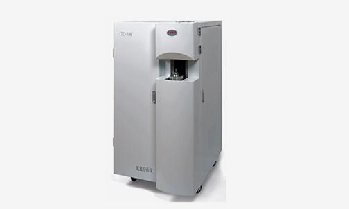 TC-306氧氮氫分析儀