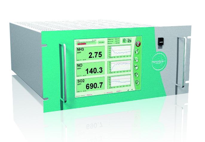 超低排放在線監測氣體分析儀EXM500-L