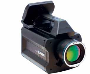 FLIR X6520sc高端制冷中波红外热像仪