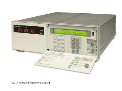 铯原子频率标准5071A