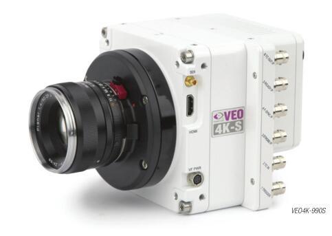 phantom VEO4K系列高速摄像机