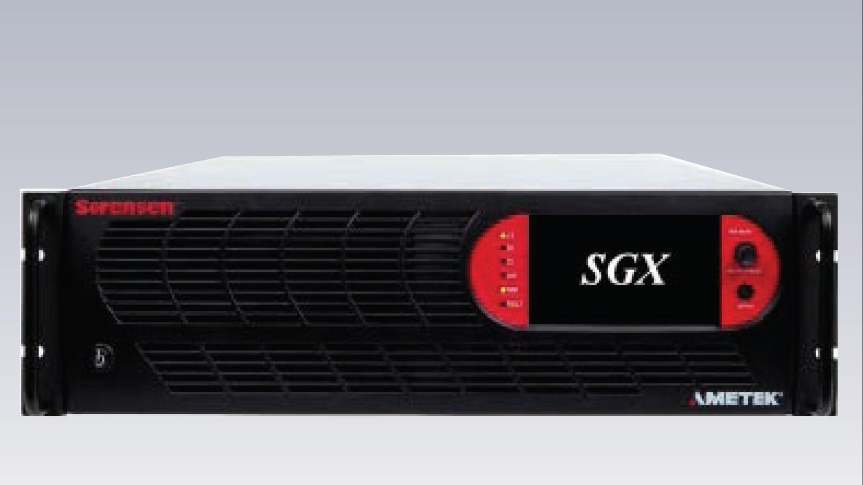SGX系列-可編程精密大功率直流電源