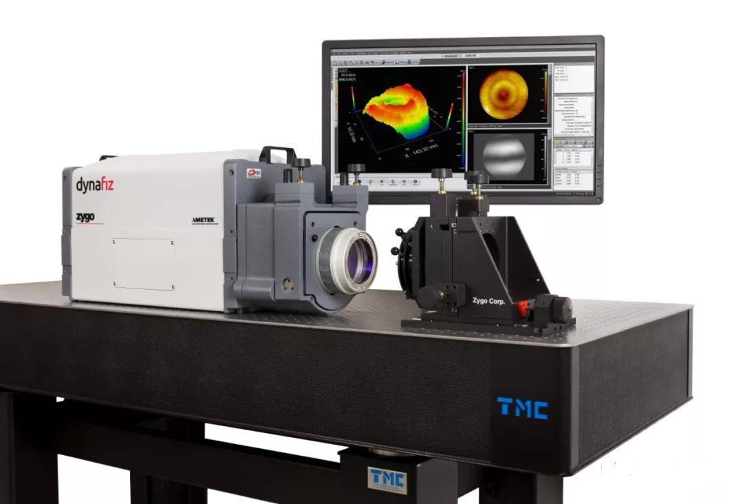 ZYGO 激光干涉仪