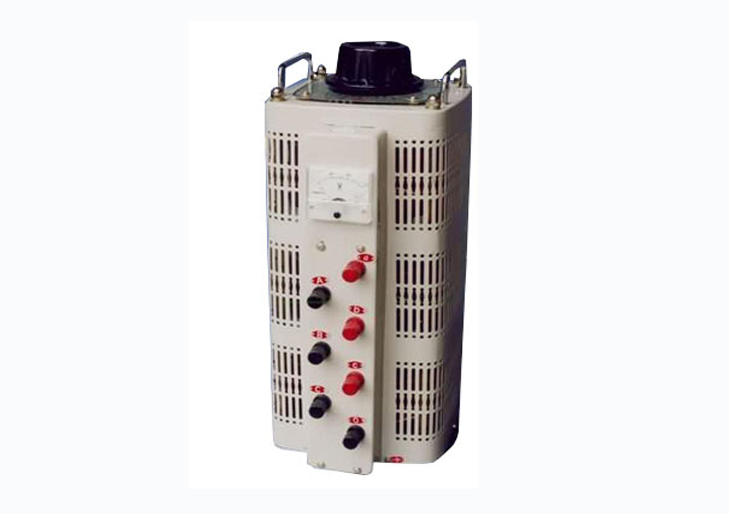 TSGC2-20KVA三相接触式调压器