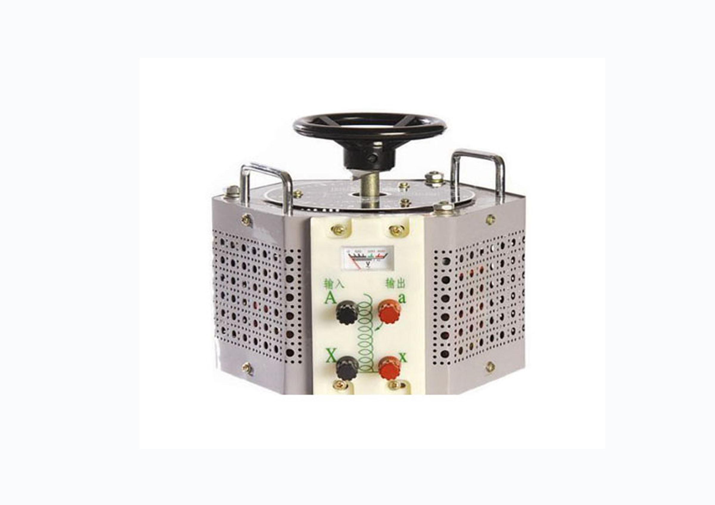 TDGC2 -10KVA单相接触式调压器