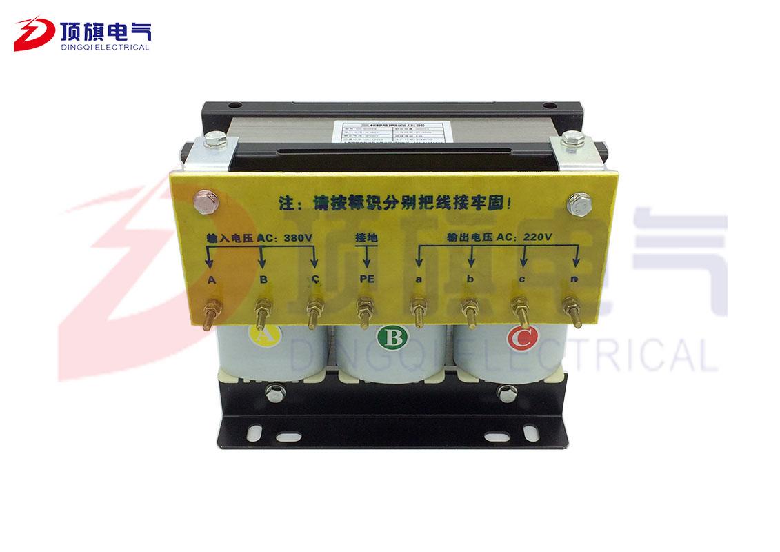 隔离变压器降低零地电压