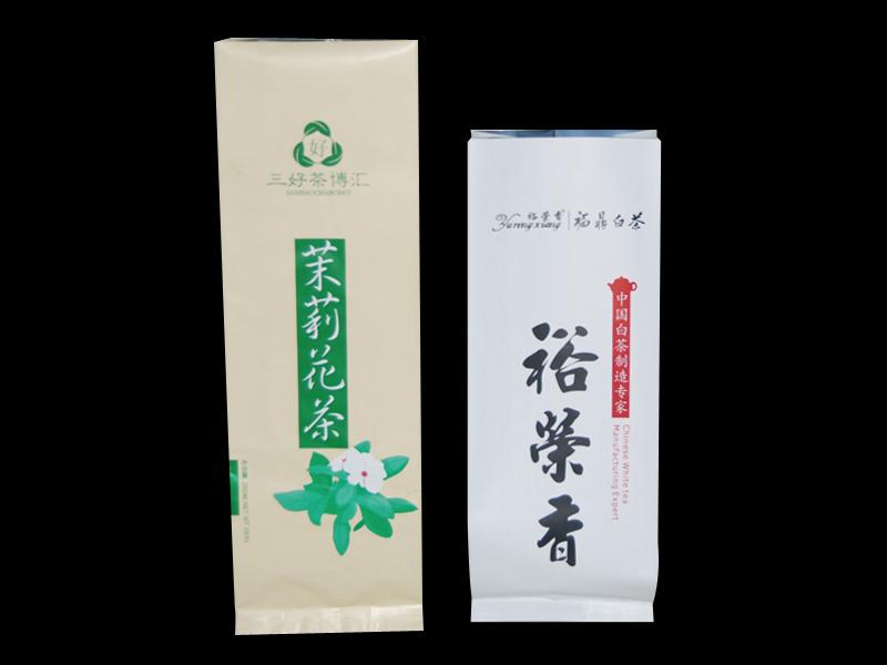 茶叶自立袋