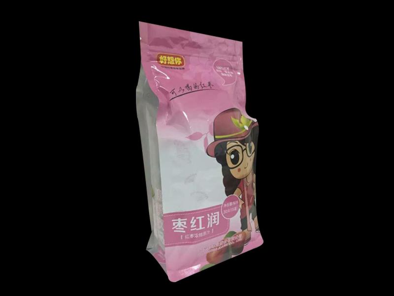 红枣食品包装袋 印刷