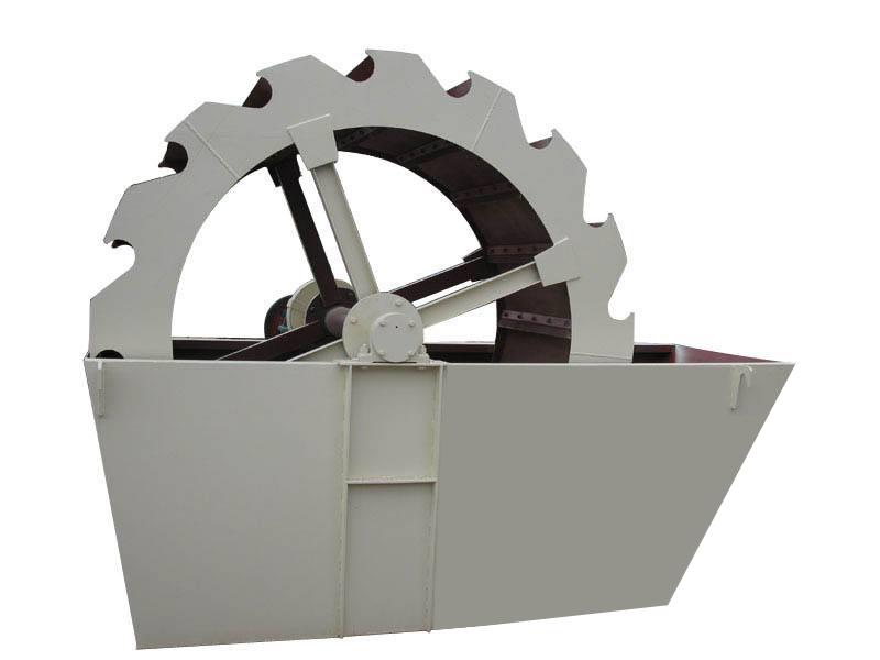 XS輪式洗砂機