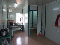 集裝箱廚房帶衛生間