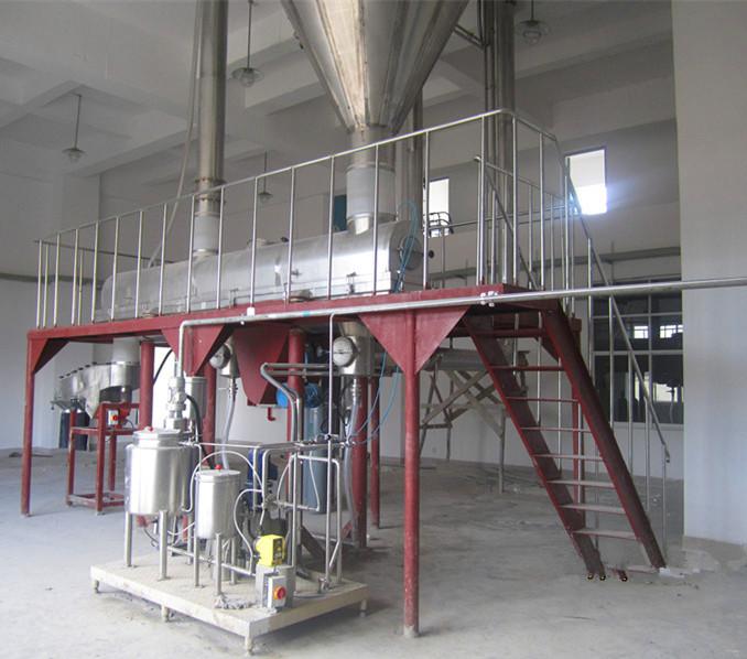 速溶咖啡生产线设备