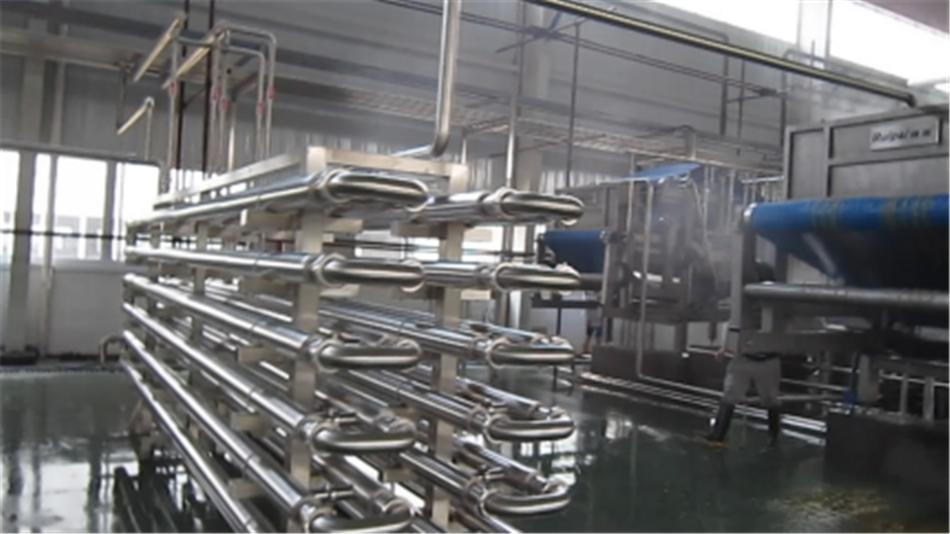 琵琶汁生产线设备