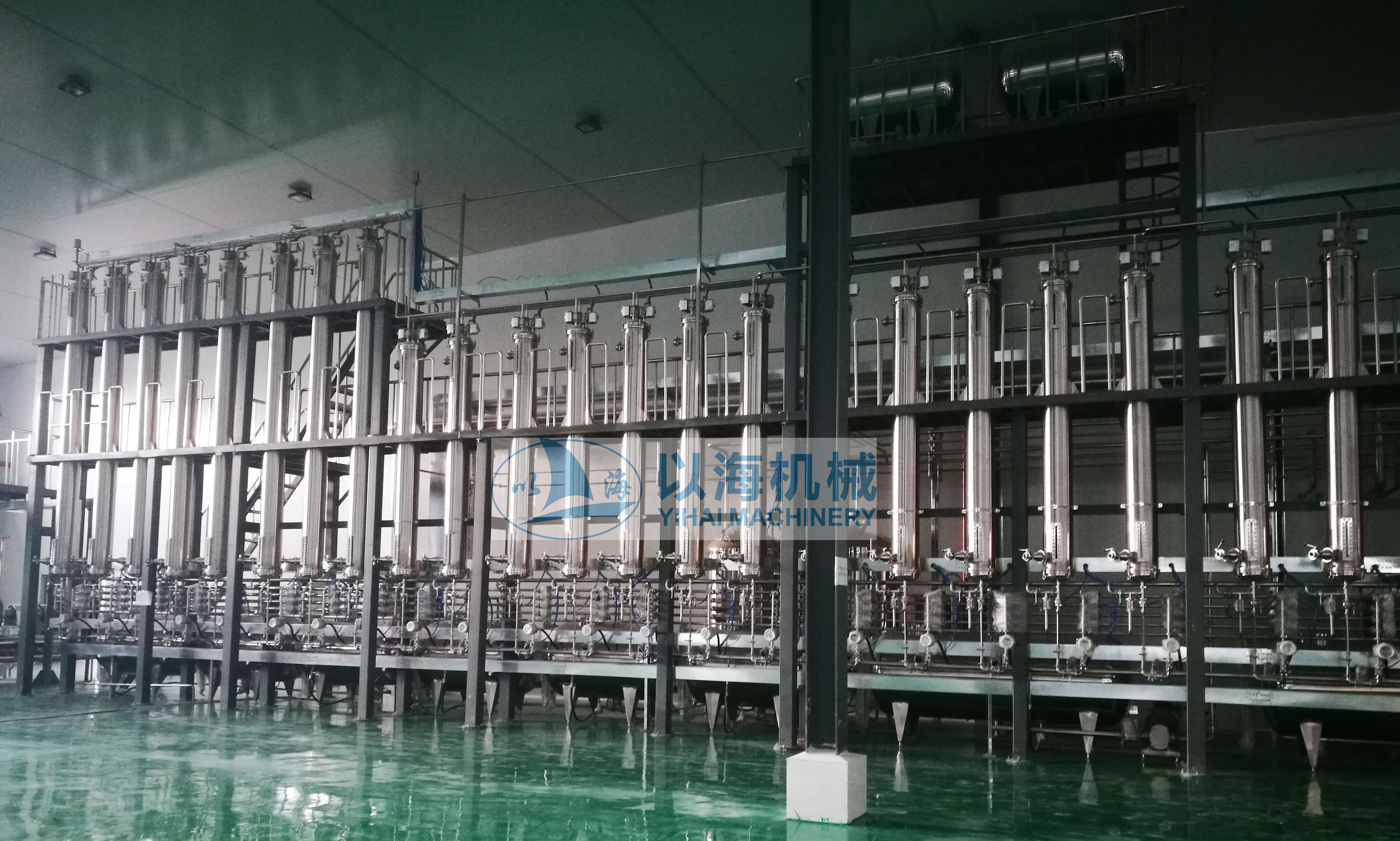 蛋白肽生产设备