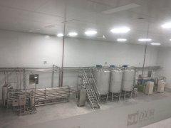 蓝莓汁加工生产线