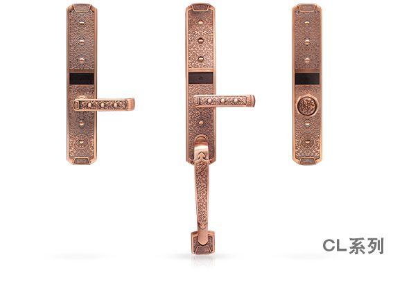 智能指纹锁CL系列
