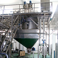 Tea beverage production line