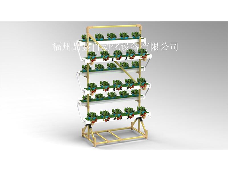 品鉴农业草莓架