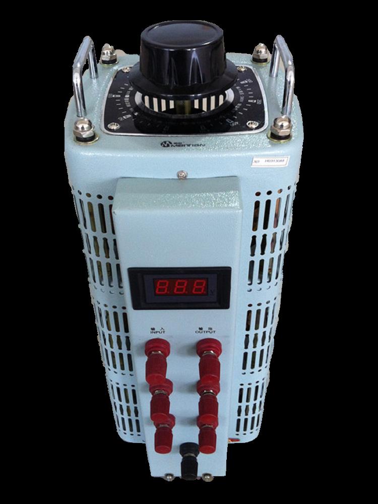 接触式调压器