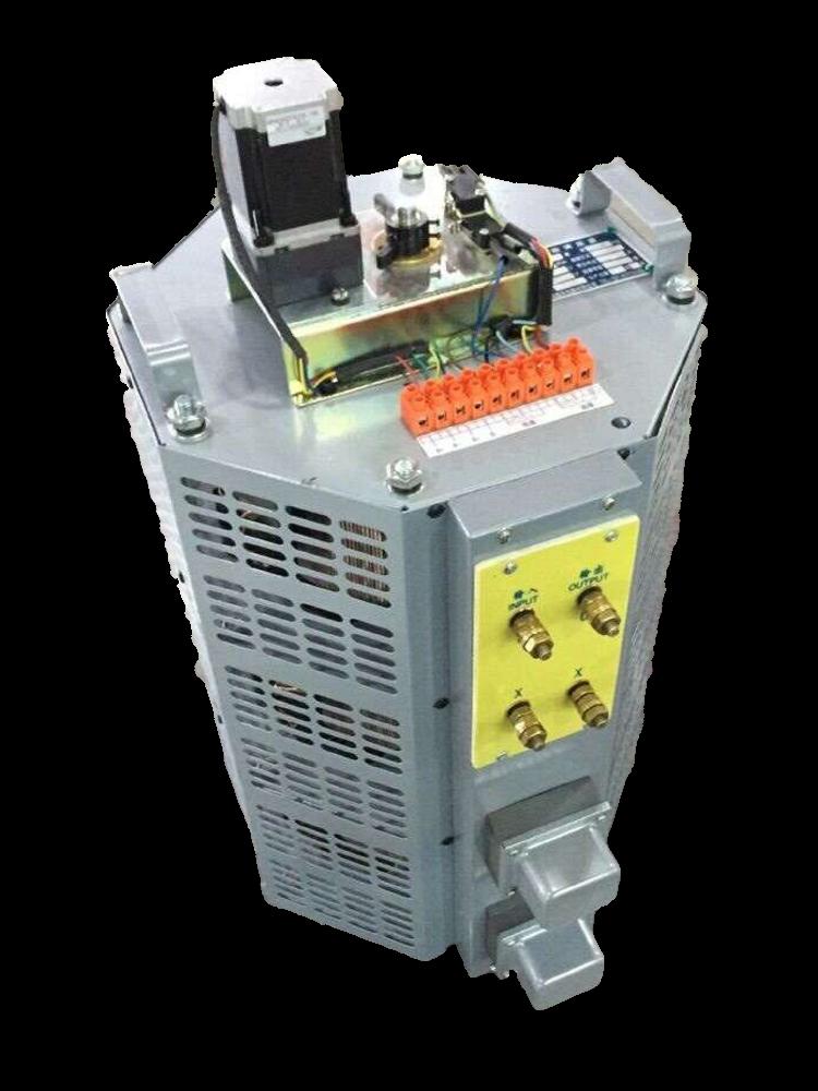 电动调压器
