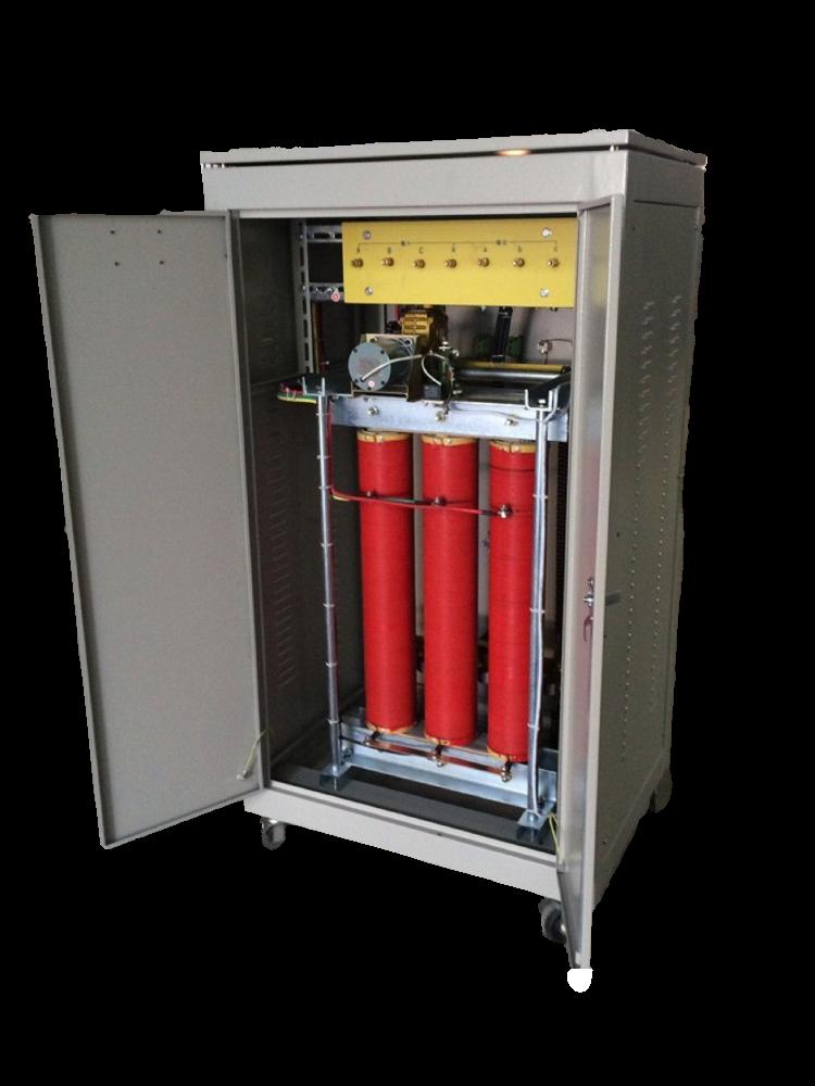 柱式电动调压器
