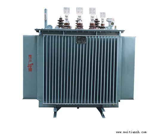 S11-M系列油浸式电力变压器