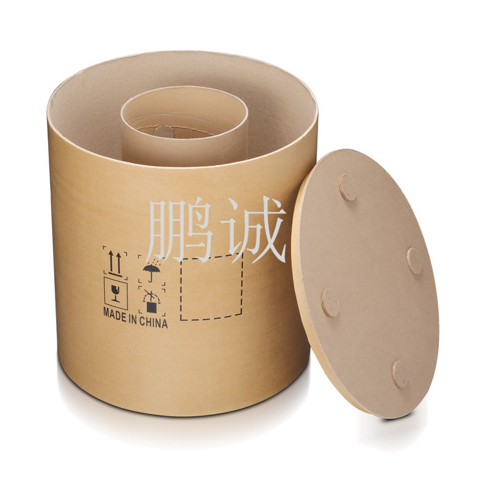 铁箍纸桶厂家讲解:纸桶的特点介绍