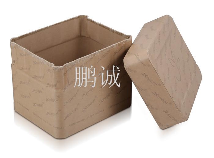 纸桶包装材料中脱颖而出的原因