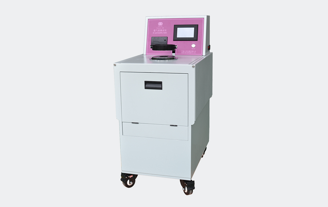 YG461E-Ⅰ型数字式织物透气量测试仪