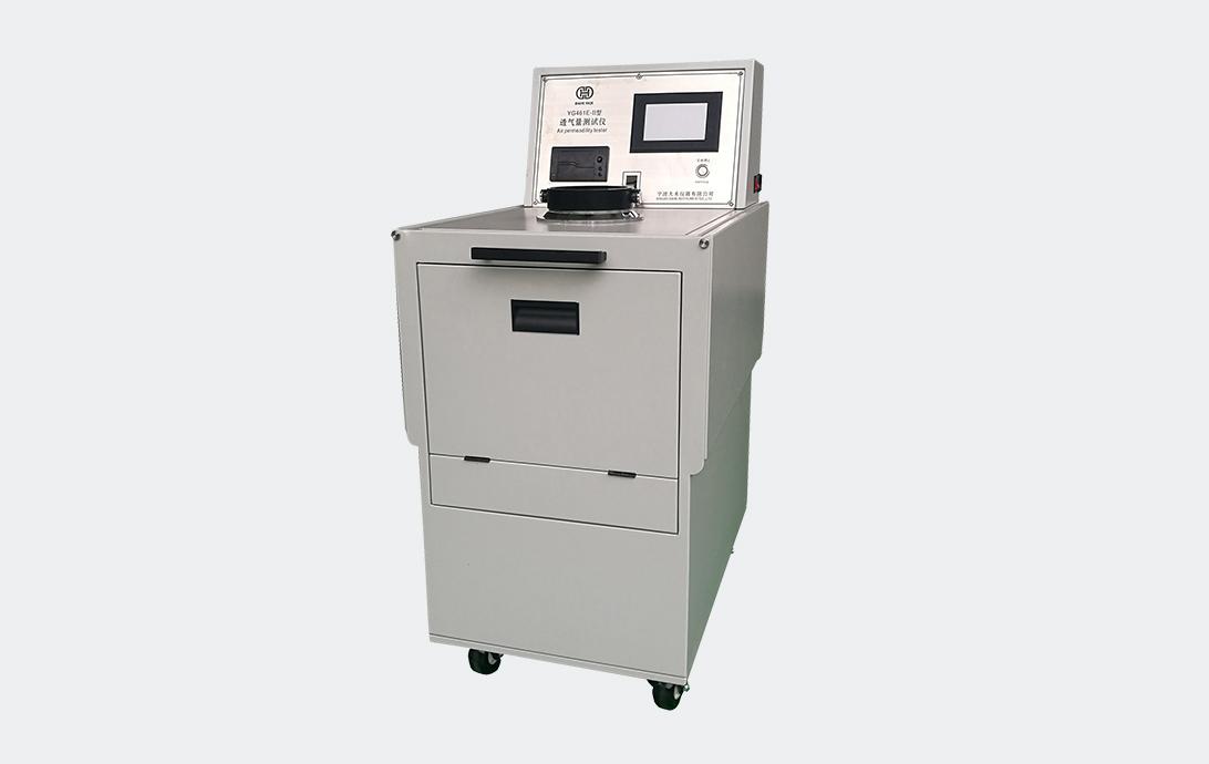 YG461E-Ⅱ型过滤材料透气量测试仪