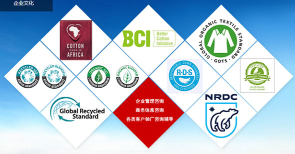 TE纺织交易组织授权OCS,GRS,RCS,RDS,RWS认证机构