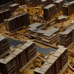 中国太平模型(实木模型)