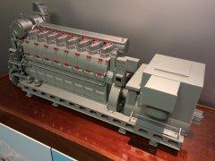 柴油机模型1