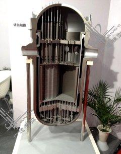 三菱PWR反应堆压力容器模型