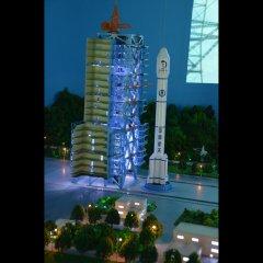 发射场模型1