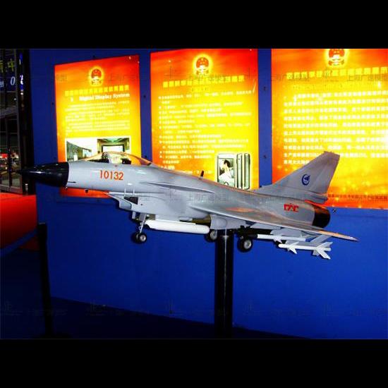 歼十战机1模型