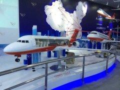 喷气飞机模型