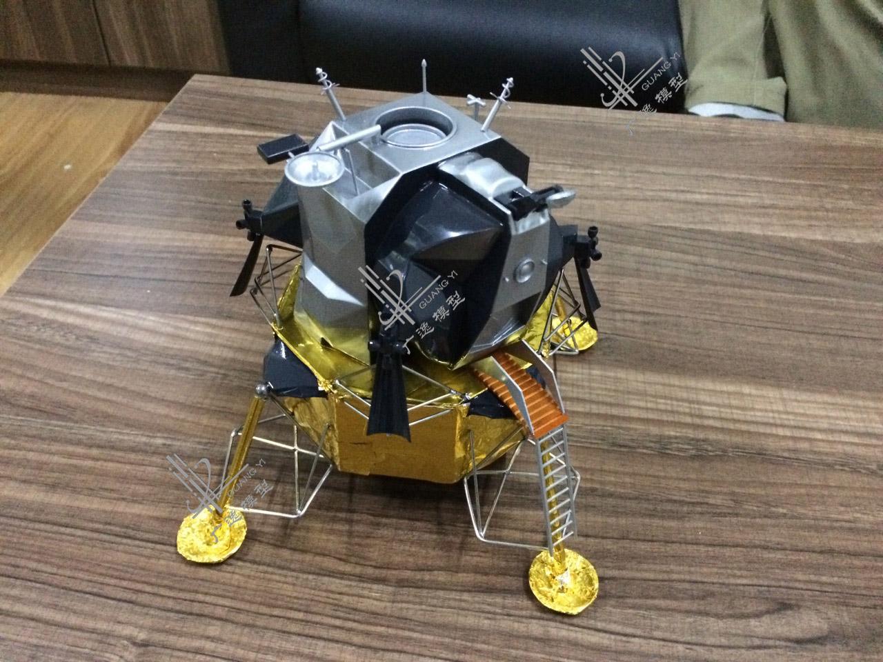 阿波罗11号探测器模型