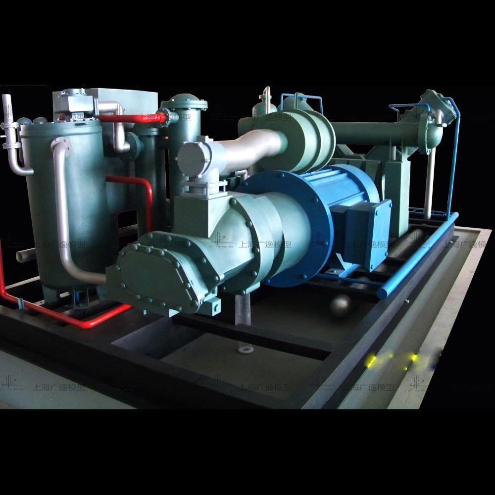 串联压缩机1模型