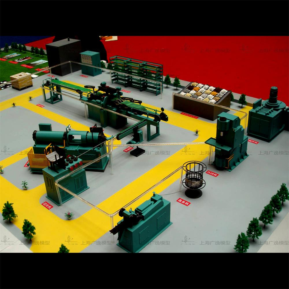 工厂流水线模型