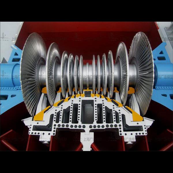 汽轮机模型