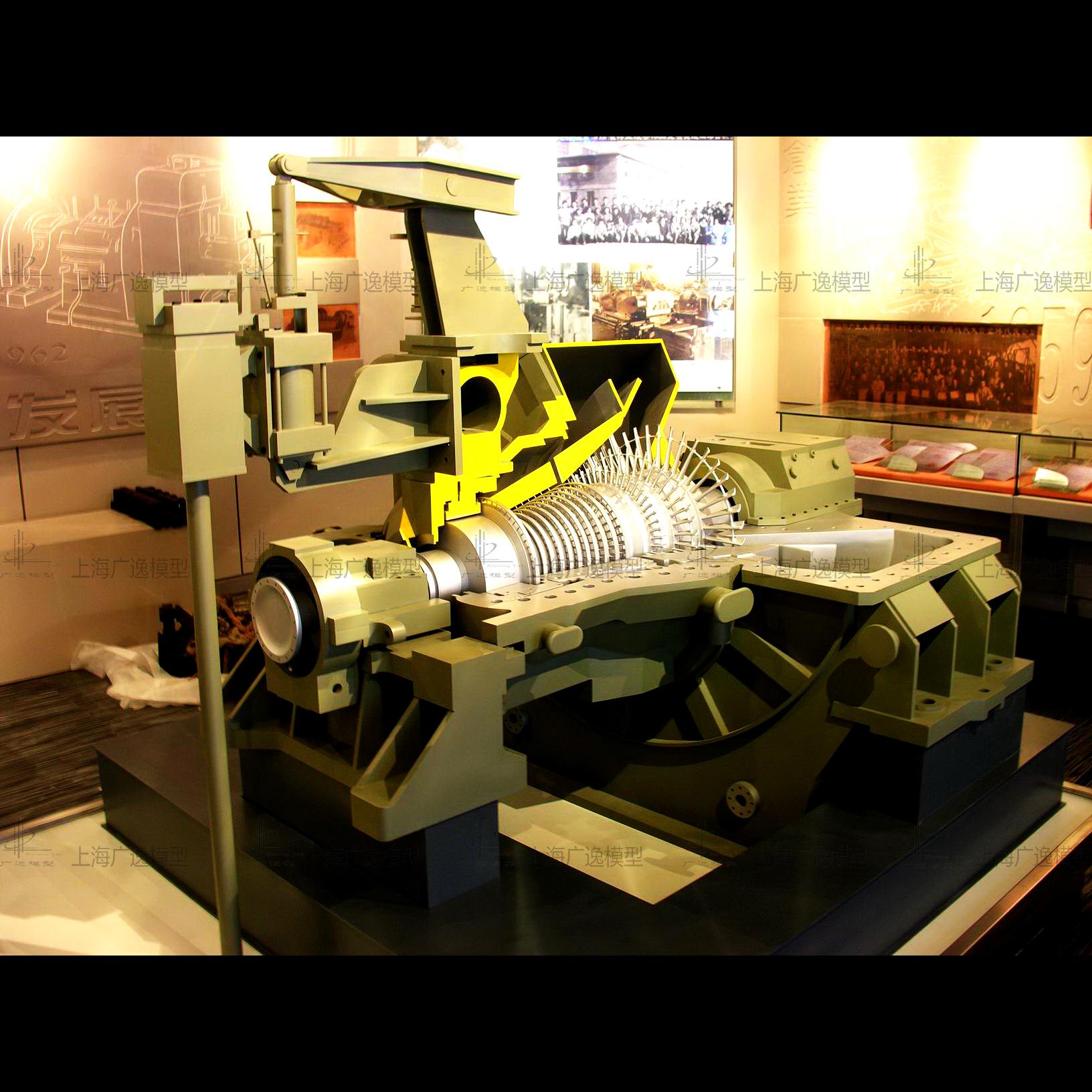 汽轮机模型1