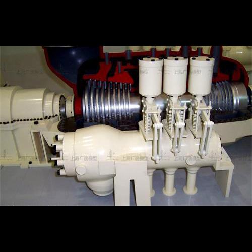 汽轮机模型2