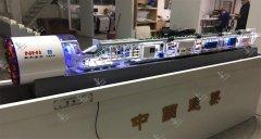 北方重工盾构机模型