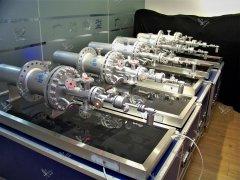 711研究所燃烧器模型